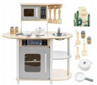 Дитяча дерев'яна кухня Lolly Kids LK701 (9389)
