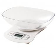 Весы кухонные электронные Adler White (AD 3137)