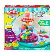 Набір ігровий Hasbro Play-Doh Sweet Shoppe Вежа з кексів (A5144)