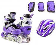 Комплект роликов Scale Sport размер 29-33 Violet