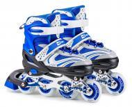 Роликовые коньки Hop-Sport HS-8101 3в1 Speed S Синий