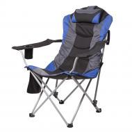 Кресло Директор 19 мм Синий
