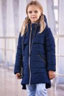 Куртка детская демисезонная Poli р. 140 Темно-Синий