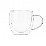 Чашки с двойным дном Herisson 75 мл 2 шт