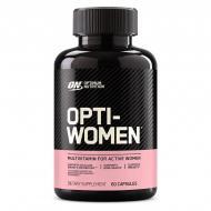 Женский витаминно-минеральний комплекс Optimum Nutrition Opti-Women 60 таблеток