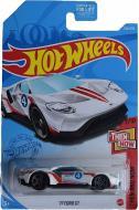 Базовий автомобіль Hot Wheels серії Then and Now 7/10-17 Ford GT 2021