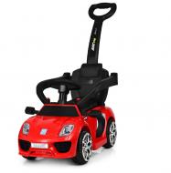 Толокар-электромобиль Bambi M 3592L-3 Red