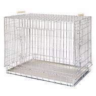 Клітка вольєр для собак Вовк 2 1070x720x815 мм