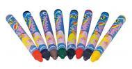 Набір воскових олівців GoKi 8 шт