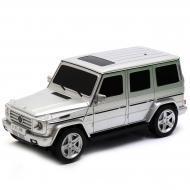 Іграшкова машина Автопром Мерседес Бенц G55 на радіокеруванні Срібло (8807)
