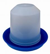 Поїлка для домашньої птиці Консенсус Саркозі 5 л Синій (MCS-BK043)