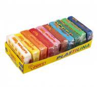 Пластилін Jovi Plastilina 10 кольорів по 50 г
