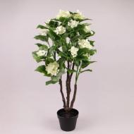 Искусственная гортензия Flora в горшке 95 см (72862)