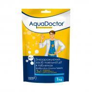 Дезінфектант 3в1 на основі хлору AquaDoctor MC-T 1 кг (13309)