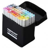 Маркеры для скетчинга FINECOLOUR 72 цвета (A/DS-72)