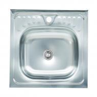 Мойка кухонная Platinum 5050 0,4/120 мм из нержавеющей стали