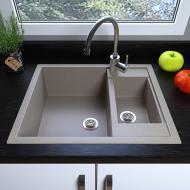 Мийка кухонна Grant Duplex Сахара