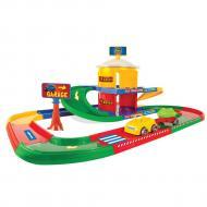 Ігровий набір Wader Play Tracks Garage 2 поверхи 53010