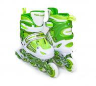 Ролики Power Champs Green размер 34-37 1914625683