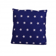 Наволочка Звезды на синем 30х30 см хлопок (SH-3019-TXPWCO-UA-01)