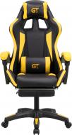 Геймерское кресло GT Racer X-2323 Black/Yellow