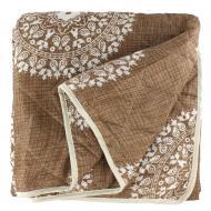 Одеяло летнее стёганное полиэстер/синтепон 175х210 см (715639)