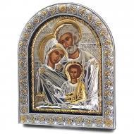 Ікона Silver Axion Святе Сімейство 21х26 см (EPZ5-015AG-BR.P)