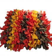 Нюхательный коврик для собак на силиконовой основе Разноцветный (РКНК_004)