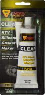 Силіконовий герметик прозорий Fusion F213 RTV Gasket Maker 85 г Clear