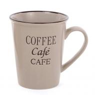 Чашка керамическая Flora Кофе-Крем 0,36 л (31505)