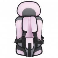 Автокрісло дитяче безкаркасне Falcon 36 кг Pink (29052021_61)