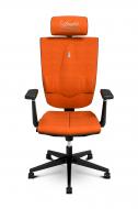 Кресло эргономичное Kulik System SPACE Оранжевый