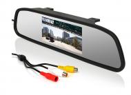 "Автодзеркало-монітор iDial ЕТ-436 4,3 ""HD TFT-LCD"