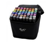 Набор скетч маркеров для рисования Touch 48 шт.