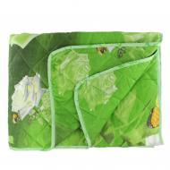 Одеяло летнее стёганное полиэстер/синтепон 145х210 см (715638)