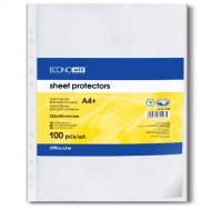 Файл для документів Economix А4 30 мкм глянець (E31106)