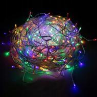 Гірлянда-бахрома Springos вулична 12 м 300 LED Mix (CL303)