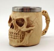Чашка голова черепа 3D 400 мл