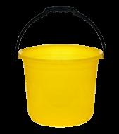 Ведро мерное Сиданит 12 л Желтый (1741718)