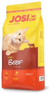 Корм сухий JosiCat Tasty Beef 10 кг для котів зі смаком яловичини (741211870)