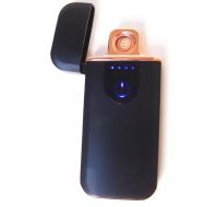Зажигалка электрическая ZGP 5 спиральная USB Black (2_009326)
