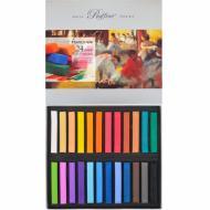 Пастель суха Marco Raffine 7300 24 кольори