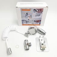 Душова система з перемикачем на змішувач UKC Modified Faucet With external Shower (c473ff7c)