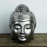 Аромалампа Rezon Будда 15 см Серебристый (Р711)