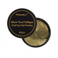 Патчі під очі Mashele колагенові з  екстрактом золота Patch 60 шт./уп.