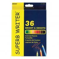 Набор акварельных карандашей Superb Writer Marco 36 цветов (MAR-4120-36CB)