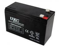 Акумулятор гелевий UKC Battery GEL 12V 7A CK для машин та мотоциклів