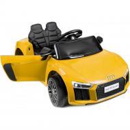 Детский електромобиль Audi HL1818 42300131 лицензионный Желтый