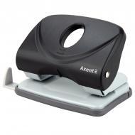 Дырокол Axent Welle-2 до 20 листов Черный (3820-01-A)