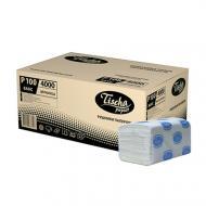 Рушники паперові  Tischa Papier Basic P 100 20 пачок